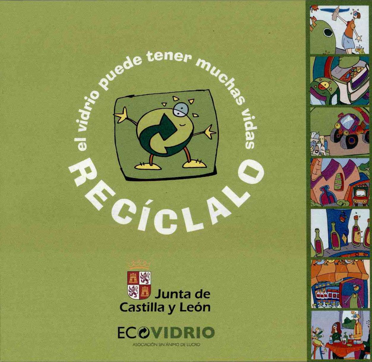 folleto ecovidrio